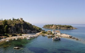 Bestemming Peloponnesos