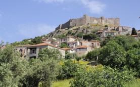 Bestemming Lesbos
