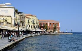 Bestemming Kreta